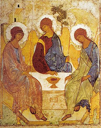 Icone de Roublev