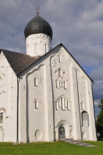 Église du Saint-Sauveur à Novgorod