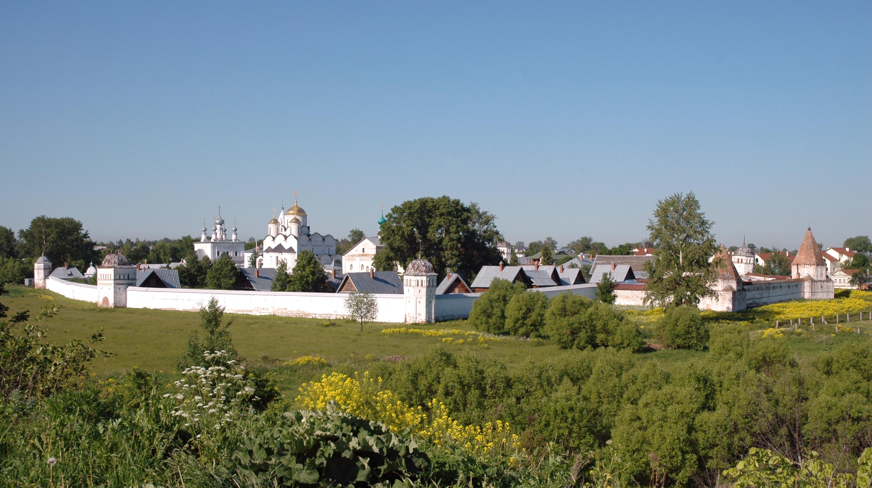 Monastère de l'Intercession de la Vierge
